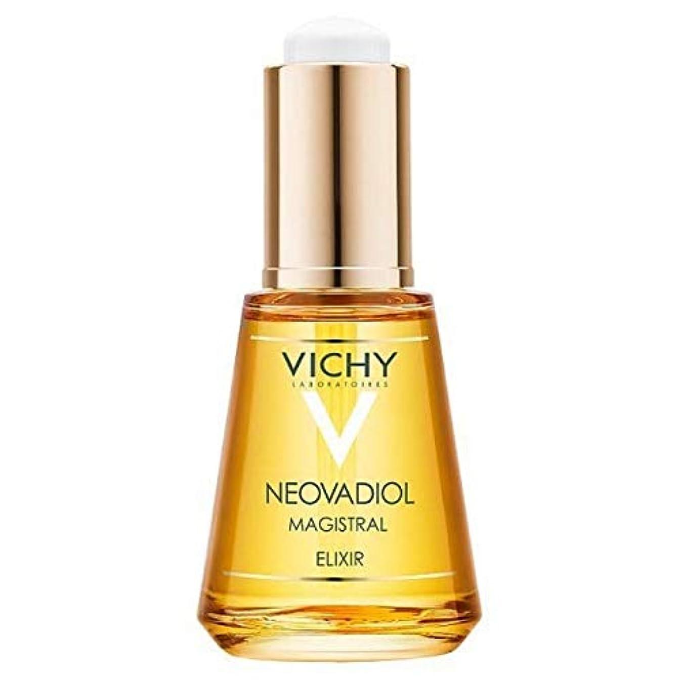 なくなるデュアル厚くする[Vichy] アンチエイジングマヒストラルエリキシル血清30ミリリットルNeovadiolヴィシー - Vichy Neovadiol Anti-Ageing Magistral Elixir Serum 30ml [...