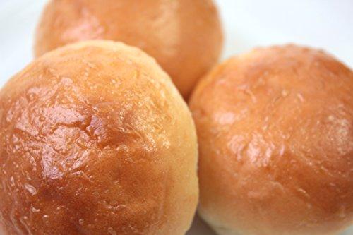 阿古屋製パン【手作り無塩バターロールS 24個セット】無塩・低トランス脂肪酸対策済みの体にやさしいパン[減塩][塩分制限][無 塩 パン][無塩パン]