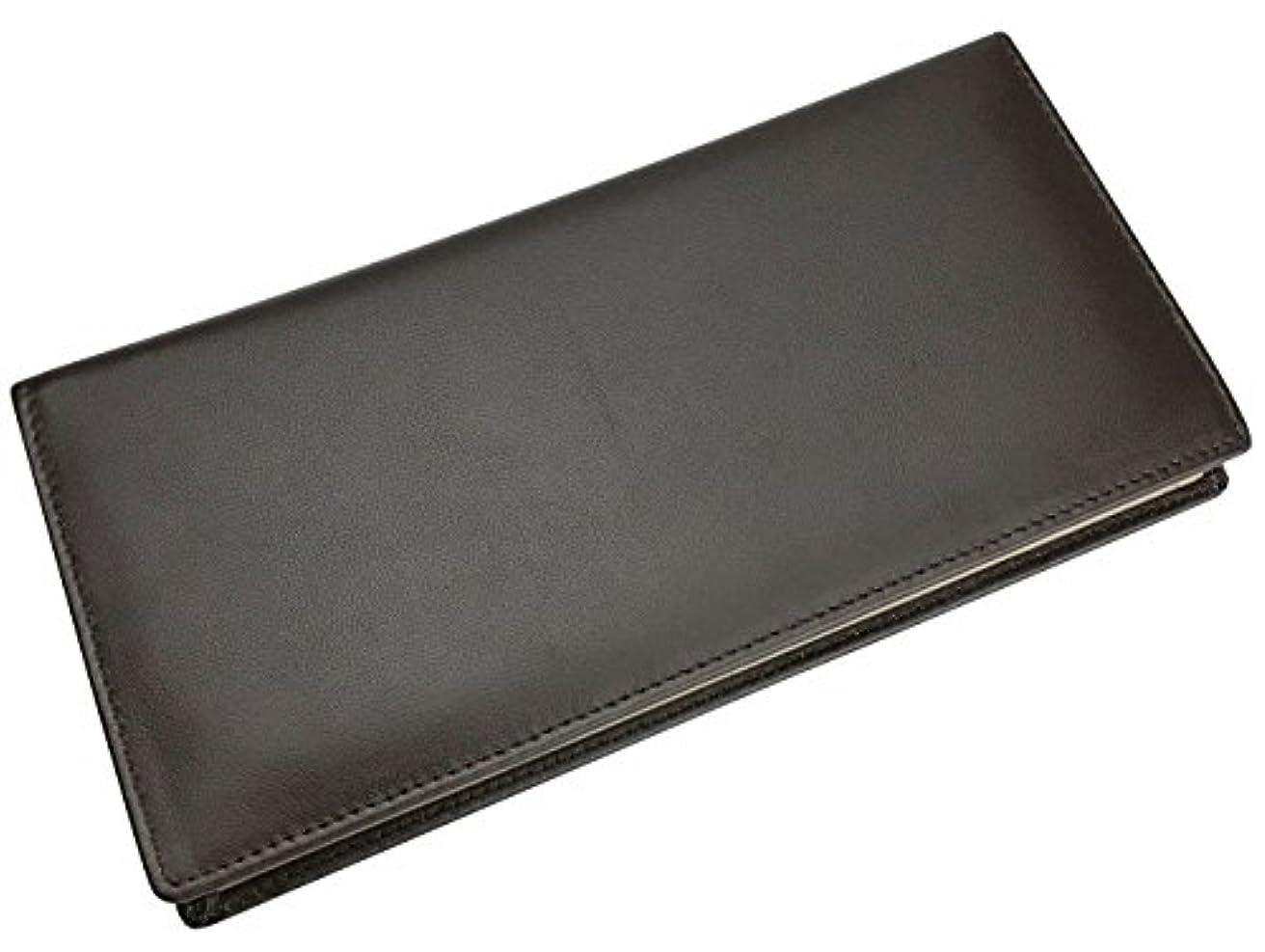 恐れマイクエッセイ[フロックス] 財布 長財布 二つ折り 二つ折り長財布 ウォレット 本革 カード 大容量 シンプル 2つ折り ブランド 人気 メンズ レディース