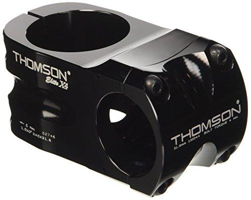 THOMSON(トムソン) ELITE X4 ステム 31.8mm ブラック 45mm