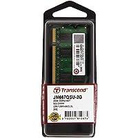 Transcend ノートPC用 PC2-5300(DDR2-667) 2GB 200pin SO-DIMM JM667QSU-2G