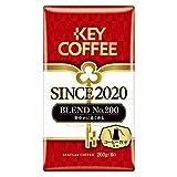キーコーヒー Since 2020 Blend No.200 VP 200g ×3個 レギュラー(粉)