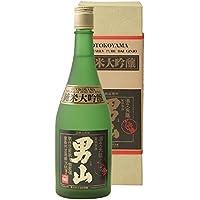 男山 純米大吟醸 720ml [北海道]