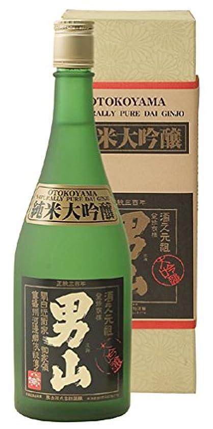 財布豚肉口径男山 純米大吟醸 [ 日本酒 北海道 720ml ]