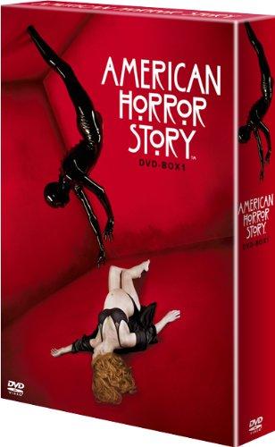 アメリカン・ホラー・ストーリー DVD-BOX1の詳細を見る