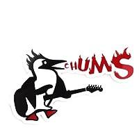 CHUMS チャムス Rock Booby ステッカー CH62-0047