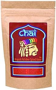 Chai Tea Organic Rainbow Spiced Cacao Tea, 150 g