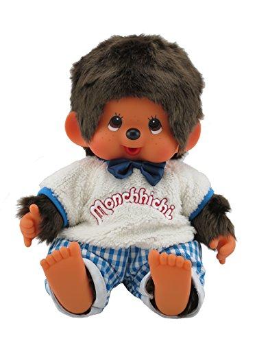 モンチッチ やわらかモンチッチ モコモコセーター 男の子 ぬいぐるみ Lサイズ 座高30cmの詳細を見る
