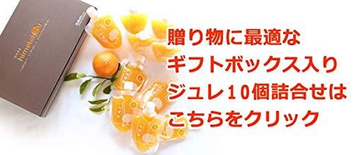 みかんジュレ『いちずみ』詰め合わせセット(10個入り)4〜6種類の味が楽しめます