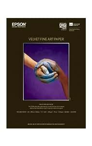 EPSON Velvet Fine Art Paper KA310VFA A3サイズ 10枚入り