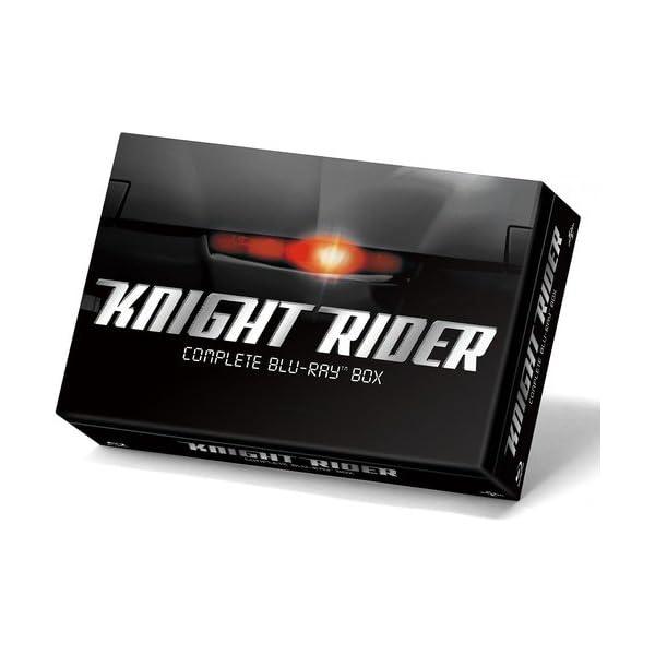 ナイトライダー コンプリート ブルーレイBOX ...の商品画像