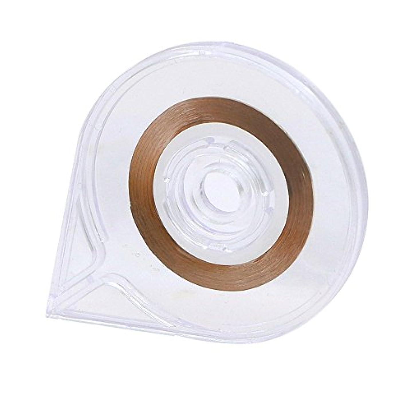 無傷ディンカルビル姿勢SODIAL(R) ネイルアート ストライピングテープラインケースツールステッカーボックスホルダー 使いやすいデザイン