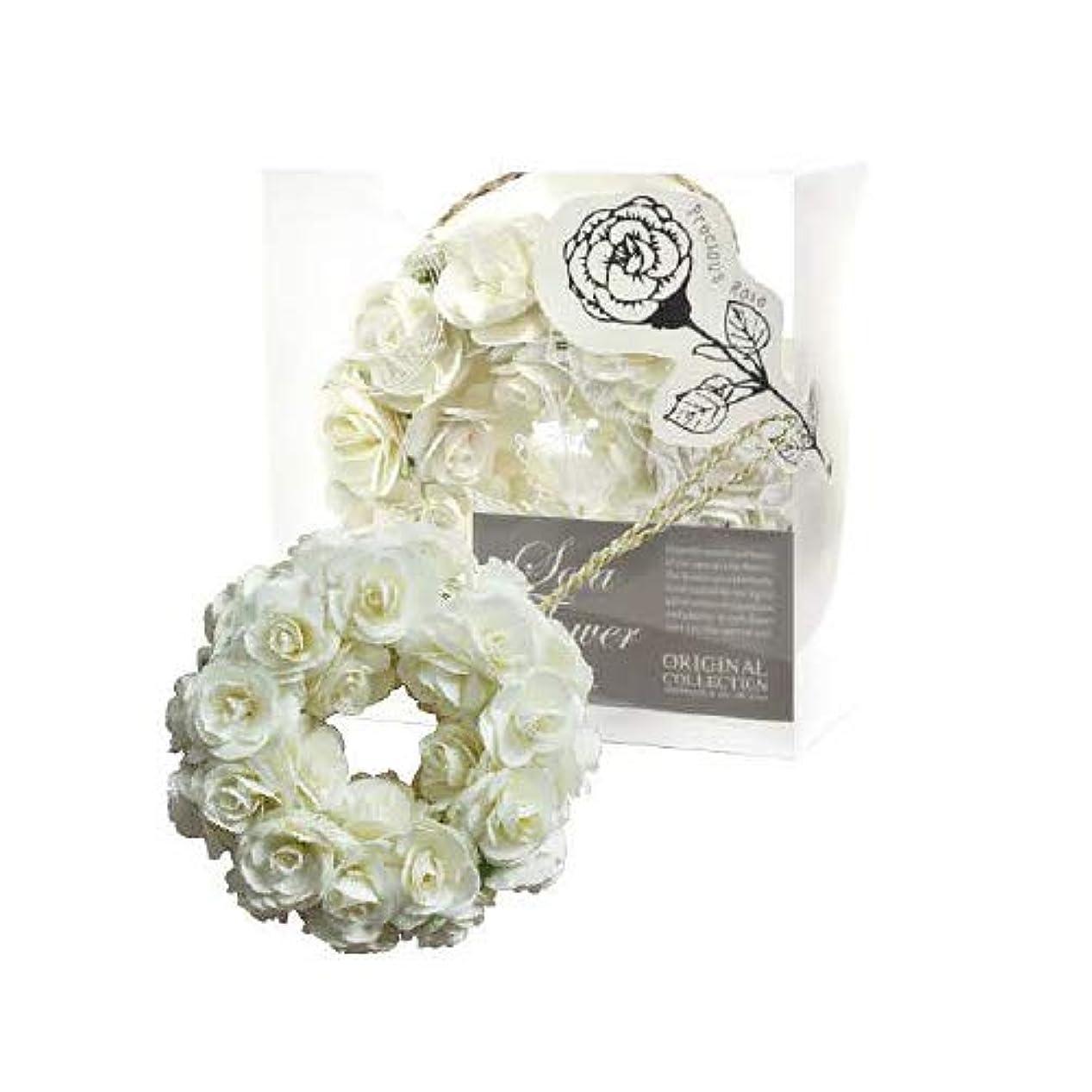 しみ蒸留するフォアマンnew Sola Flower ソラフラワー Wreath リース Precious Rose プレシャスローズ