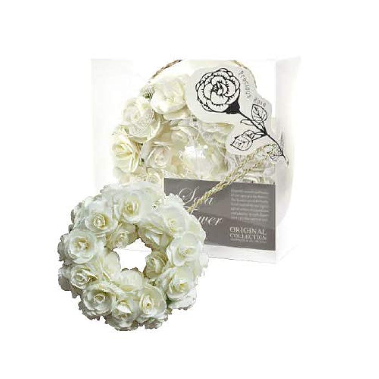遺体安置所カリングかもしれないnew Sola Flower ソラフラワー Wreath リース Precious Rose プレシャスローズ
