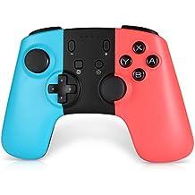 Nintendo Switch ワイヤレス コントローラー 互換品 Wetoph GD06 ゲームパッド ジャイロセンサー 振動機能搭載 Nintendo Switchに対応 互換品(サードパーティ製品)