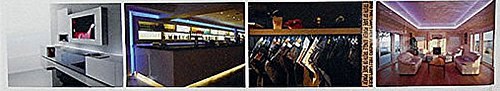 DAIS LED テープライト 16色 RGB  6M