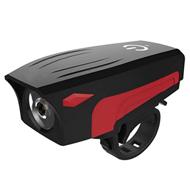 自転車ライト LEDヘッドライト ロードバイクライトUSB充電式 スポーツ アウトドア サイクリング 用ライト 自転車前照灯 防水 防災フロント用 懐中電灯