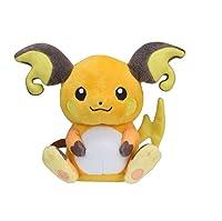 ポケモンセンターオリジナル ぬいぐるみ Pokémon fit ライチュウ