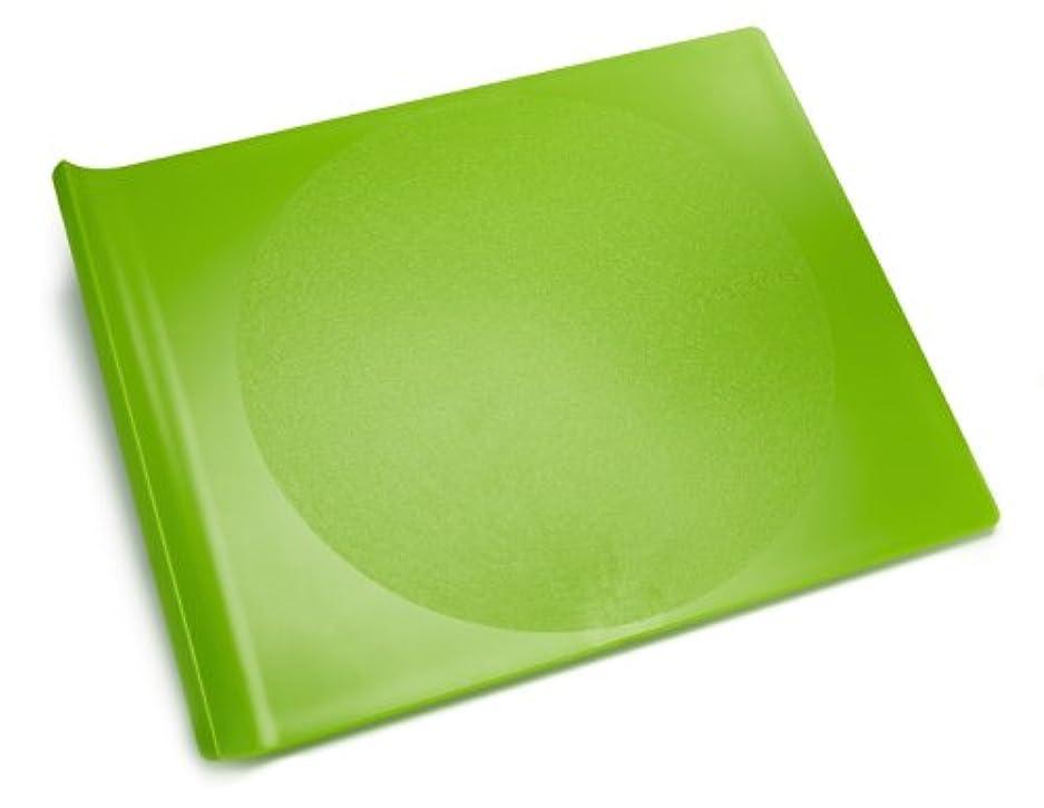 シリンダー低い放置海外直送品Cutting Board Plastic, Large Apple Green 1 CT by Preserve