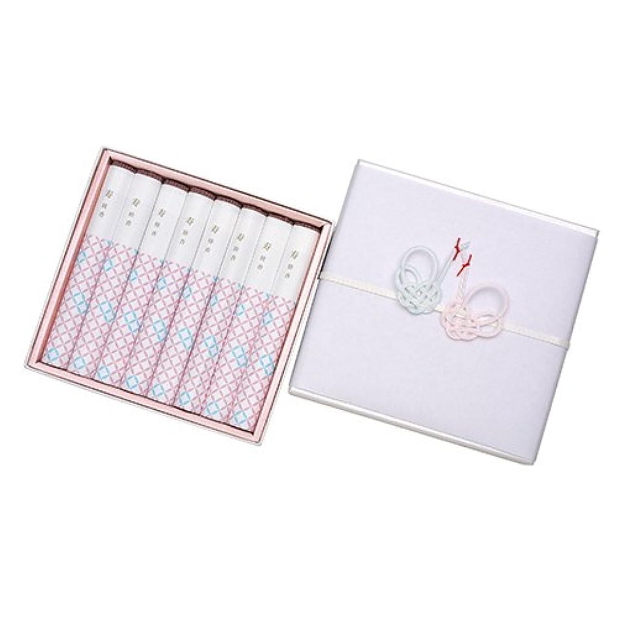 別のデッドロック膨張する日本香堂 寿 睦香 進物 8把入