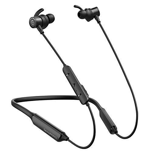SoundPEATS 磁気ワイヤレス。 SP-Q35-BK-US-FBM