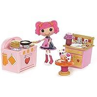 輸入ララループシー人形ドール Mini Lalaloopsy Playset - Berry's Kitchen [並行輸入品]