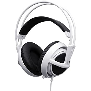 SteelSeries Siberia v2 Full-size Headset(フルサイズヘッドセット)51100