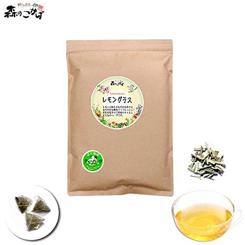 森のこかげ レモングラスティー (1.5g×100p 内容量変更) オーガニック原料使用 H