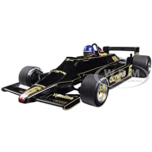 Lotus Ford 79#6 Ronnie Peterson 1978 1/18 Diecast Model Car by Minichamps サイズ : 1/18 [並行輸入品]