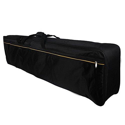 バッグ, SODIAL(R)ポータブル 88キー キーボード 電子ピアノパッドケース ギグバッグ オックスフォード布