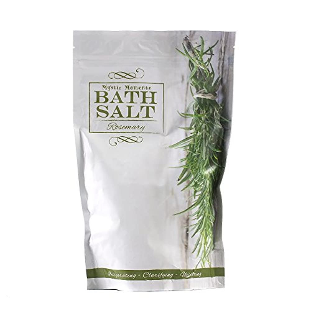 見物人政令給料Bath Salt - Rosemary - 1Kg