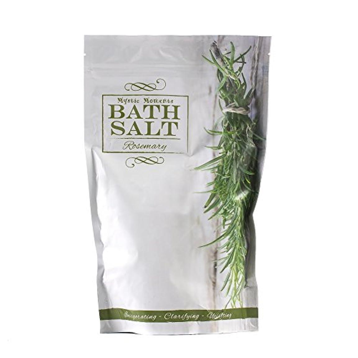 水平飢えた異常Bath Salt - Rosemary - 1Kg