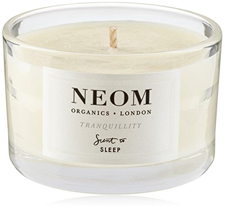 NEOM トラベルキャンドル (75g) TRANQUILLITY(SLEEP)