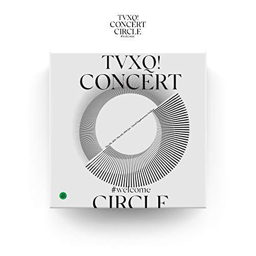 【Amazon.co.jp限定】TVXQ CONCERT -CIRCLE- #welcome DVD(Amazon限定公式フォトカード付)(初回限定ポスター付)(輸入盤)