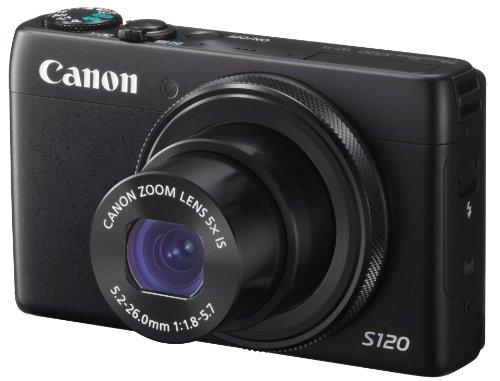 Canon「PowerShot S120」通常3万円強だったのが9,180円で激安販売中!
