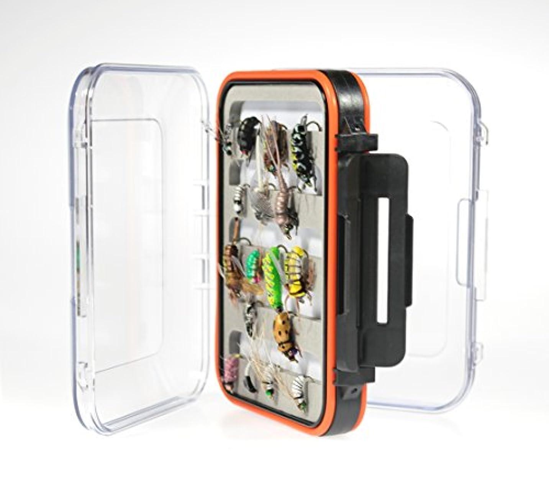 ディスパッチ食事インターネットDouble Sided Waterproof Fly Box Medium