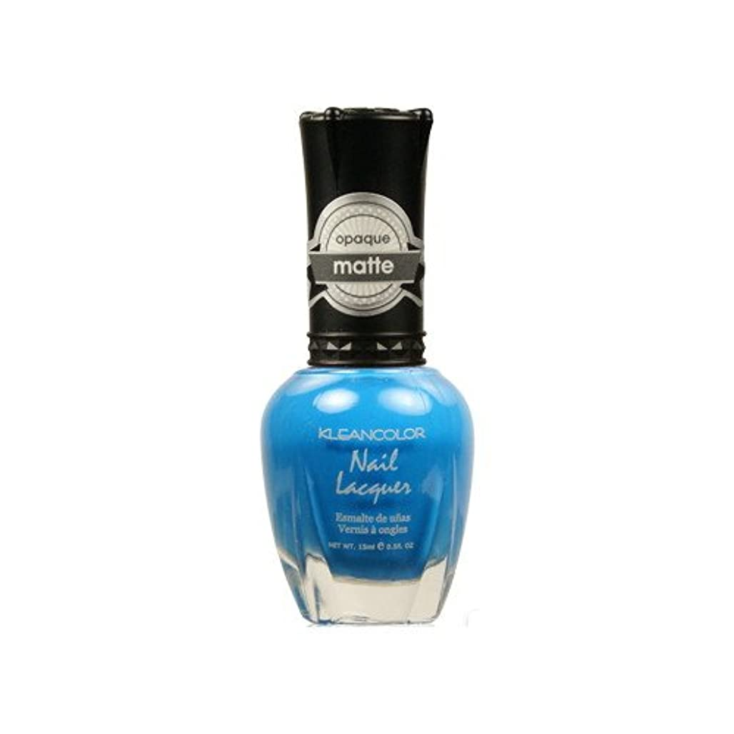 KLEANCOLOR Matte Nail Lacquer - Slumber Party (並行輸入品)