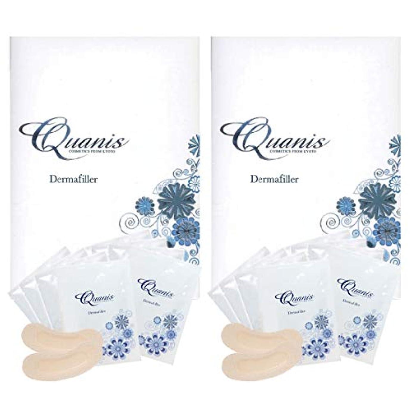 柱化学薬品お祝いQuanis クオニス ダーマフィラー 8セット(2個セット)