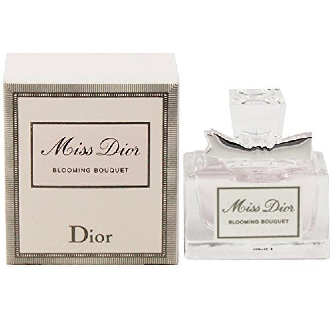 オーナードラフト執着クリスチャン ディオール(Christian Dior) ミス ディオール ブルーミングブーケEDT?BT 5ml[並行輸入品]