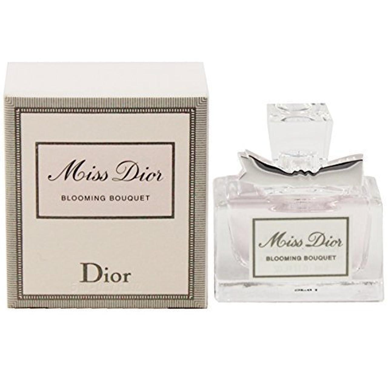 ねばねば電池粘着性クリスチャン ディオール(Christian Dior) ミス ディオール ブルーミングブーケEDT?BT 5ml [並行輸入品]