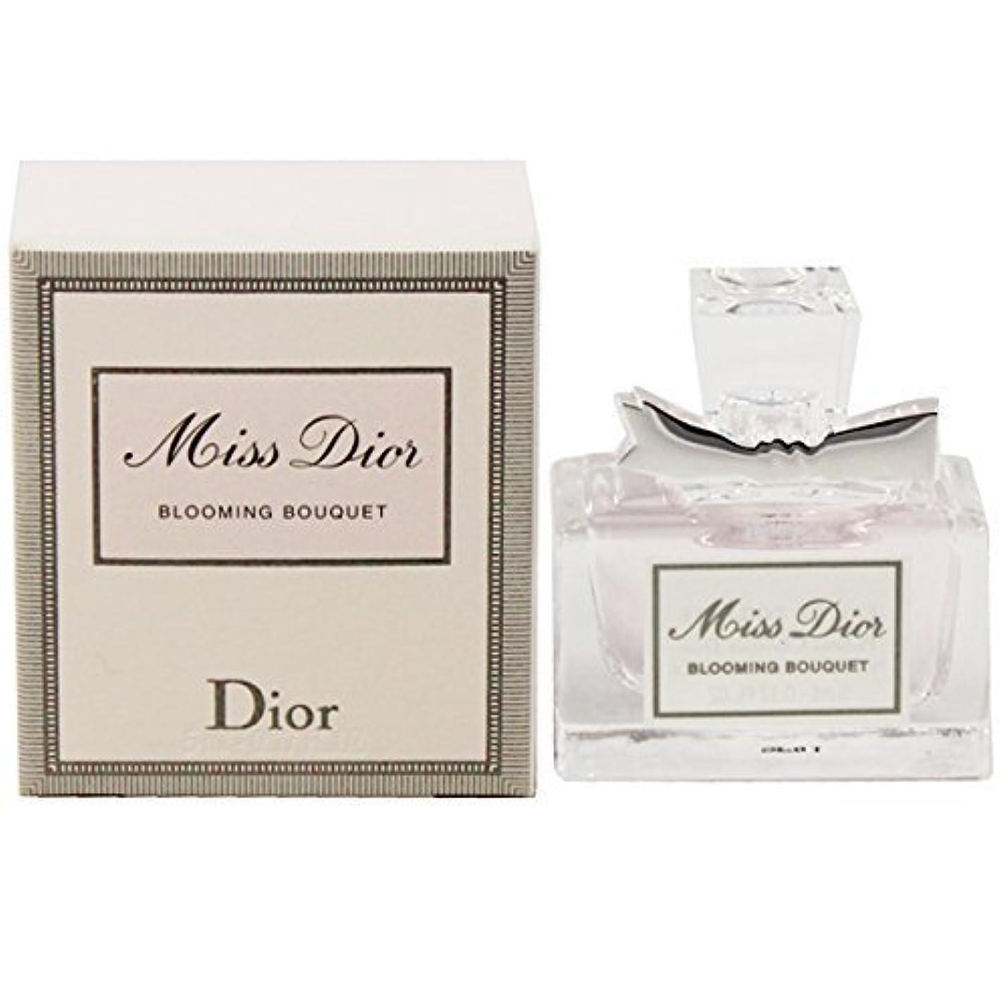 鳥カエルバースクリスチャン ディオール(Christian Dior) ミス ディオール ブルーミングブーケEDT?BT 5ml[並行輸入品]