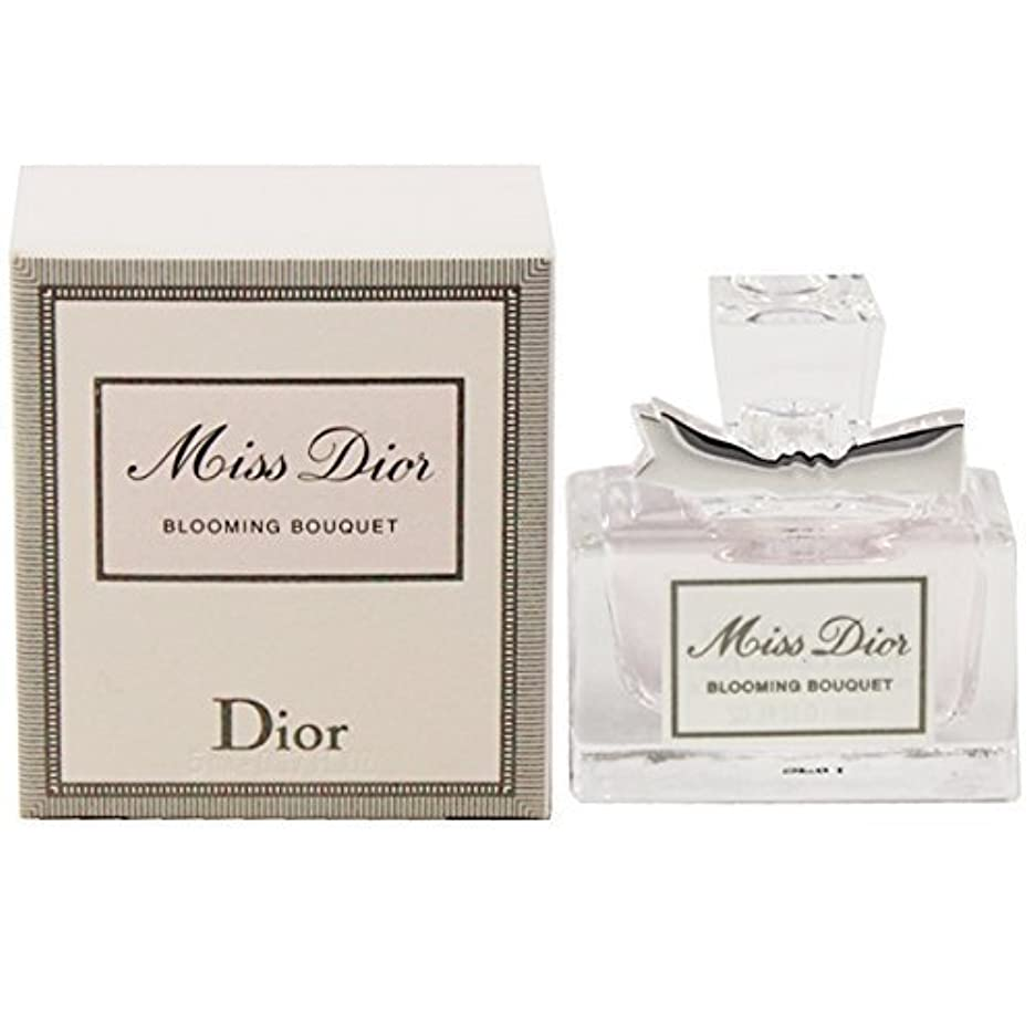 ダウンスケルトンメイドクリスチャン ディオール(Christian Dior) ミス ディオール ブルーミングブーケEDT?BT 5ml[並行輸入品]