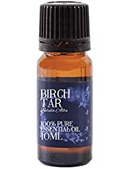 Mystic Moments | Birch Tar Essential Oil - 10ml - 100% Pure
