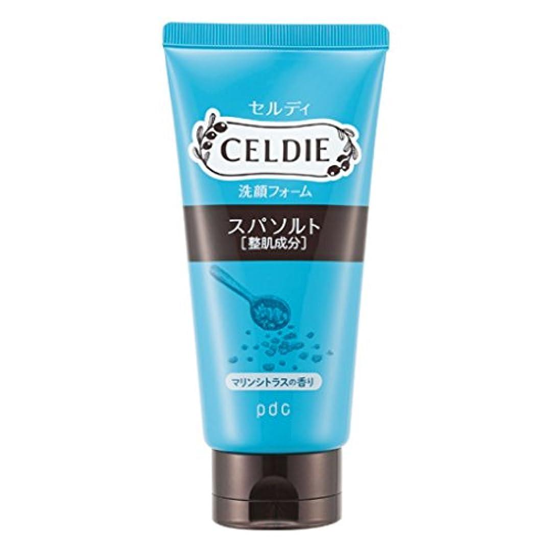 硫黄フェロー諸島寄付するCELDIE(セルディ) 美肌洗顔 スパソルト 120g