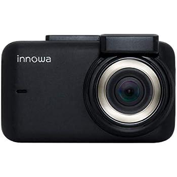 innowa Journey ドライブレコーダー SNS共有 フルHD Wi-Fi 160度広角 GPS 常時/衝撃録画 駐車監視 2年保証 8GBのSDカード付