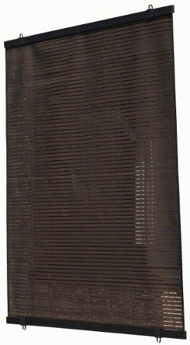 ワタナベ工業 省エネ日差し対策スクリーン 「ル・ソレイユ」(幅90×高さ120cm) SN-9012(BR)
