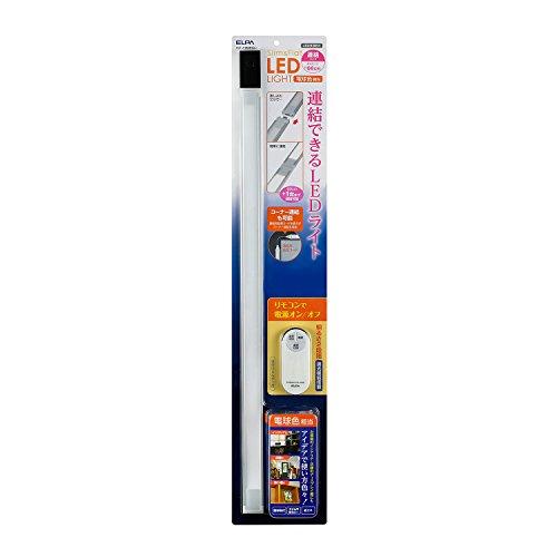 ELPA 連結型LED多目的灯 60cm リモコン 電球色 ALT-J1060RE L