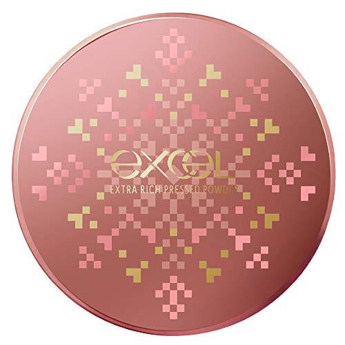 エクセル excel エクストラリッチプレストパウダー '20 01/ピーチベージュ 10g