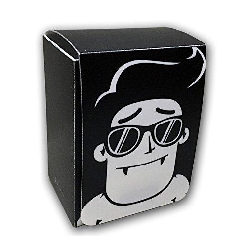 ガラスMan Time WalkerボードゲームカードデッキボックスCPPカードメガネBeautifully Designed Reasonable ,内部Can Accommodate a