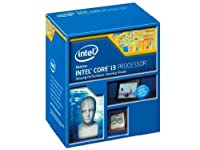 Intel Core i3-4330 Dual Core Processor 3.5 2 NA (BX80646I34330) (Renewed)